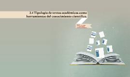 2.4 Tipologia de textos academicos
