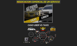 Copy of CASO UBER VS TAXIS