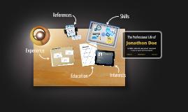 Desktop Prezumé by Nur Wani