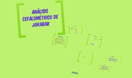 Analisis de Jarabak