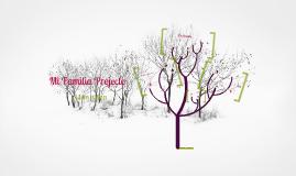 Copy of Mi Familia Projecto