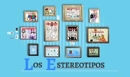 ESTEREOTIPOS SOCIALES