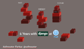 6 Years with Django at Prezi