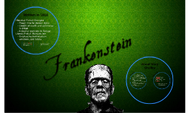 The Story Behind Frankenstein