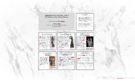 "Copy of ""Donatello's Bronze David and Judith as Metaphors for Medici"