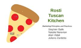 Rosti Tuscan Kichen