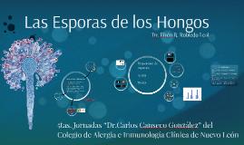 Esporas de los hongos: producción y liberación