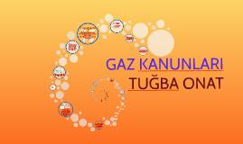 Copy of GAZ KANUNLARI