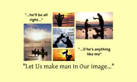 Shepherds in His Image