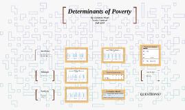 Determinants of Poverty