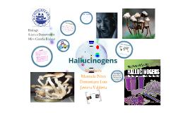 Hallucinogens 2012