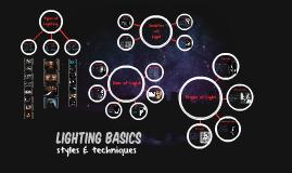 LIGHTING Basics