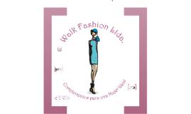 Copy of Copy of WALK FASHION LTDA