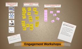 Engagement Workshop Idea Board: Session Topics