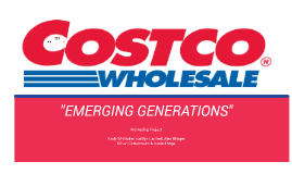 Costco Wholesale - Marketing Project