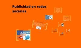 Copy of Publicidad y redes sociales