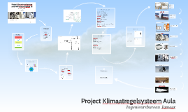 Project Klimaatregelsysteem Aula