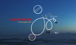 TEMARIO 2° Bimestre Informática III