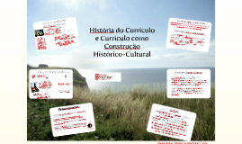 História do Currículo