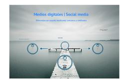 Medios digitales | Medios latentes