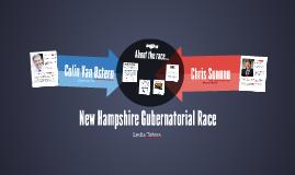 New Hampshire Gubernatorial Race