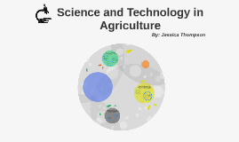 Science and Technology in Agriculture