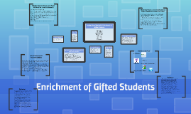 Instructional Methods: Enrichment of Gifted Students
