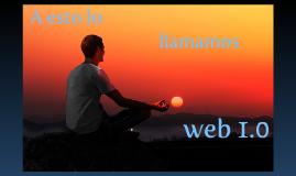 ¿A qué llamamos web 1.0?