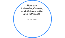 asteroids and meteors alike -#main