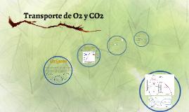 Transporte de O2 y CO2 3