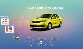 FAW TAXIS COLOMBIA