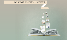 SCOPE OF POLITICAL SCIENCE