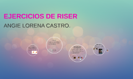 Copy of EJERCICIOS DE RISER