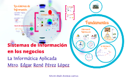 Sistemas de Información en los negocios