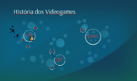 História dos Videogames