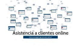 Asistencia a clientes online