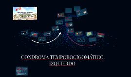 CONDROMA TEMPOROCIGOMÁTICO IZQUIERDO