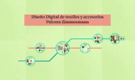 Diseño Digital de textiles y accesorios