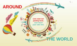 Around the world. Профессиональный шаблон