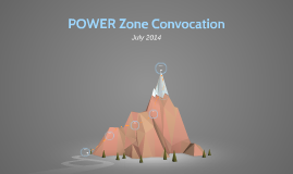 POWER Zone Convocation