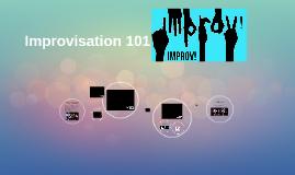 Improvisation 101