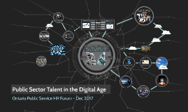 Talent in the Digital Age - OPS HR Forum Dec 2017