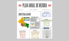 PLAN ANUAL DE MEJORA