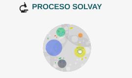 PROCESO SOLVAY