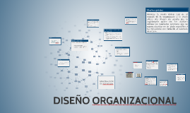 Copy of DISEÑO ORGANIZACIONAL