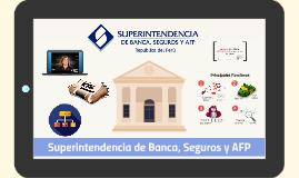Superintencia de Banca y Seguros y AFP
