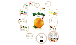 Tropicana marketing