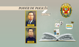 PODER DE POLICÍA