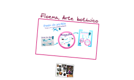 Copy of Floema, Arte botánico