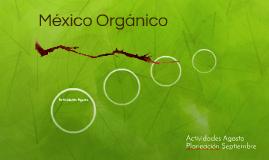 México Orgánico
